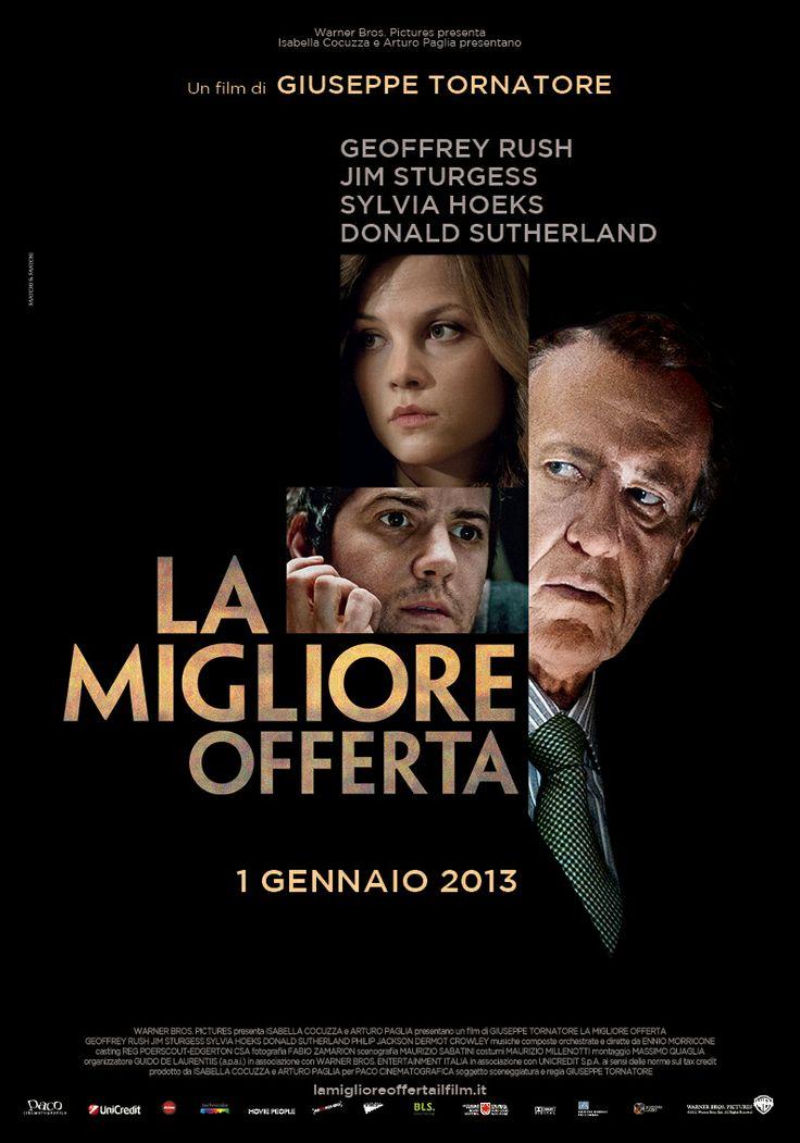 La migliore offerta di Giuseppe Tornatore (2013)