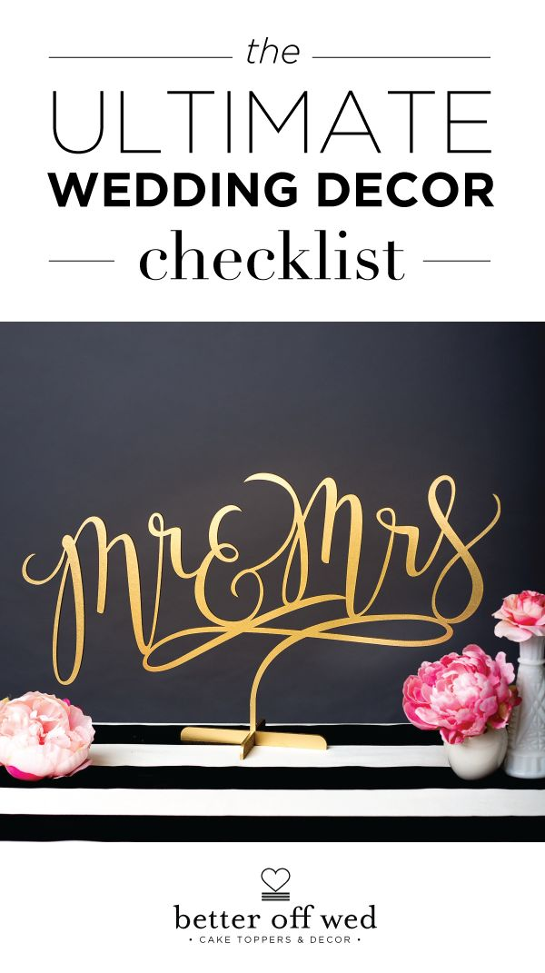 Wow!! So many good ideas on this site! Wedding decor: DONE. Cannot WAIT for the big day to show it off!!