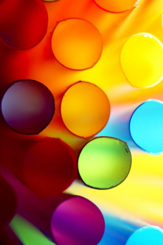 R a i n b o w colors splashes pinterest happy for Bright vibrant colors