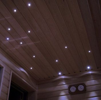 sauna stars
