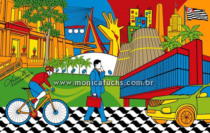 São Paulo.  Para licenciar, entre em contato através do e-mail: contato@monicafuchs.com.br