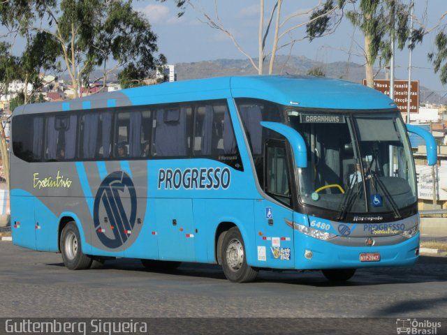 Ônibus da empresa Auto Viação Progresso, carro 6480, carroceria Marcopolo Paradiso G7 1200, chassi Scania K310. Foto na cidade de Caruaru-PE por Guttemberg Siqueira , publicada em 19/10/2015 22:03:18.