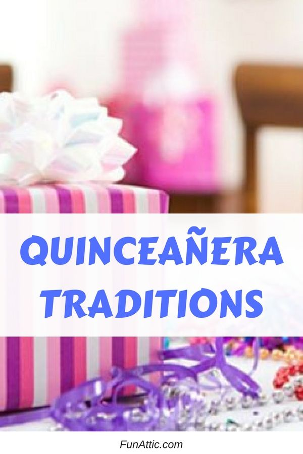 Quinceanera traditions to hold an authentic party. Find fun quinceanera ideas at funattic.com