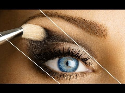 5 great tutorials to teach you how to apply eyeshadow properly...even if you are a beginner