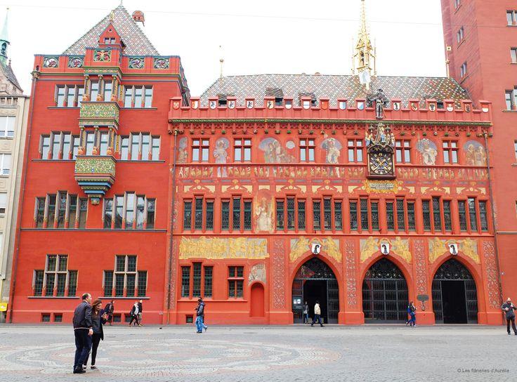 Willkommen en Suisse #1 : Bâle | Les flâneries d'Aurélie