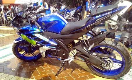 Yamaha R15 Movistar Yamaha Livery