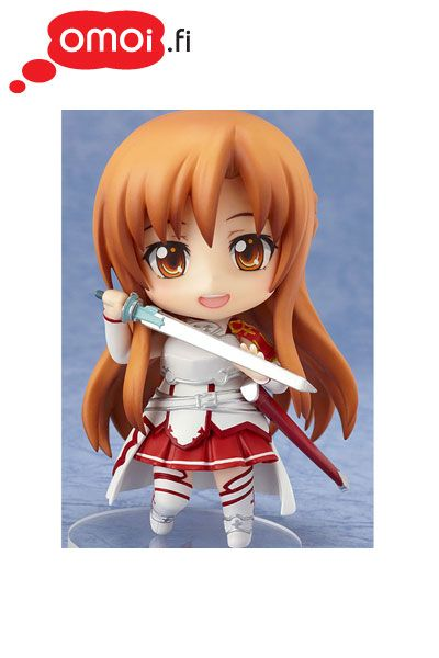 Sword Art Online: Nendoroid Asuna figure (283) - 55,00 EUR : Manga Shop for Europe, A great selection of anime products