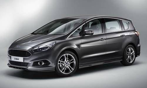 #Ford #S-Max. Vehículo flexible y deportivo con una tecnología inteligente.