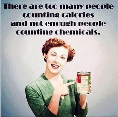 Ask yourself are you paying for real food or chemicals that trick your tastebuds thinking its food. If your always feeling sick it may have a lot to do with what you are eating.