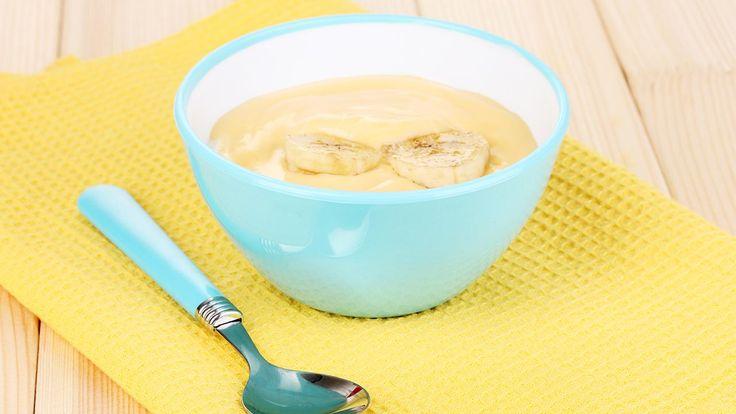 Zdravý banánový puding, ktorý budeš milovať