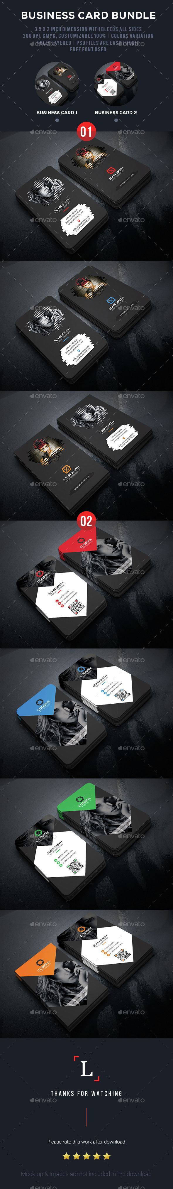Best Business Card Designs Images On Pinterest Business Card - Photography business cards templates free