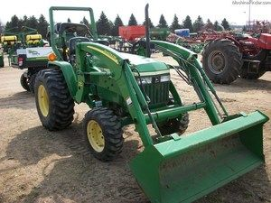 2001 John Deere 790 Big Rapids