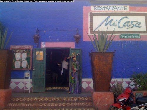 Mi Casa Restaurant: Cabo San Lucas