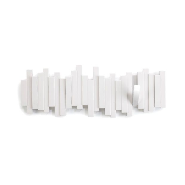 Umbra Sticks Kapstok 49 cm - Wit - afbeelding 1