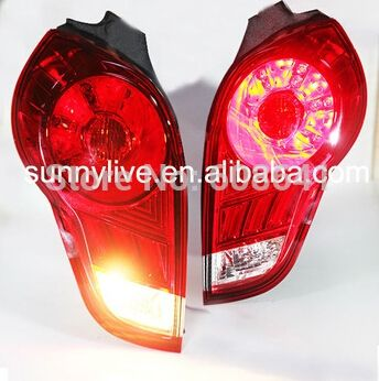 (318.88$)  Watch now - http://ai3bl.worlditems.win/all/product.php?id=2008509628 - For CHEVROLET Spark LED Tail Light 2009-2011 year WH