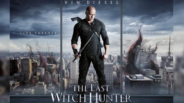 Sinopsis The Last Witch Hunter - Vin Diesel Hadapi Ratu Penyihir Sekali Lagi di HBO Malam Ini!