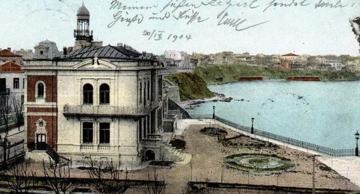Constanta - Palatul Sturza - 1904