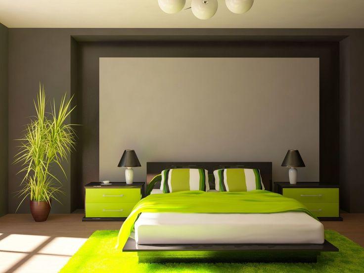 Modern King Size Bedroom hd Wallpaper