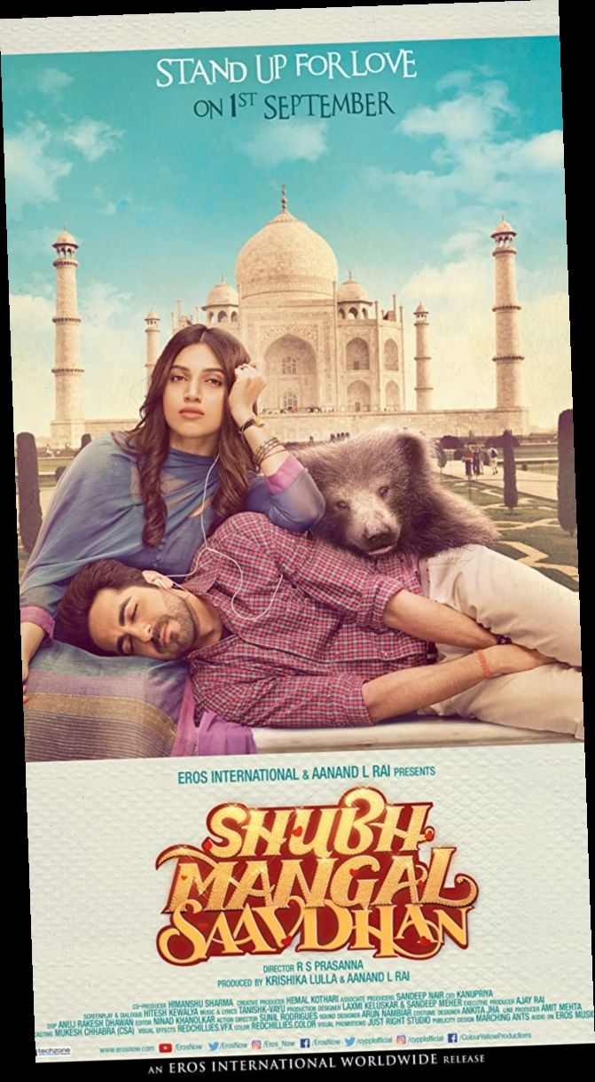 Shubh Mangal Saavdhan Film Completo Hd Streaming Italiano Romantic Drama Film Comedy Drama Movies Film Watch