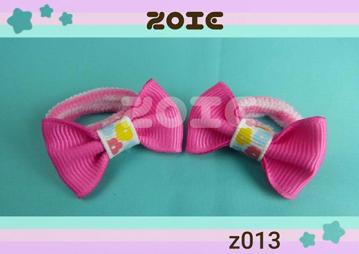 hand made hair bow for little girls