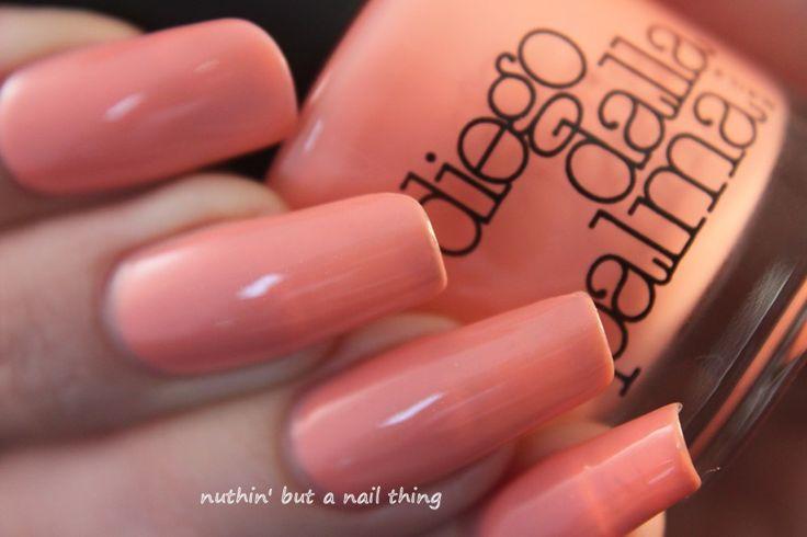 Diego Dalla Palma - Sorbet  #nails #nailstagram #notd #nailart #nailit #nailpromote #nailed #nailedit #beauty #nuthinbutanailthing #manicure #nailartideas