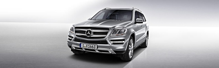 Mercedes-Benz India - - GL‑Class
