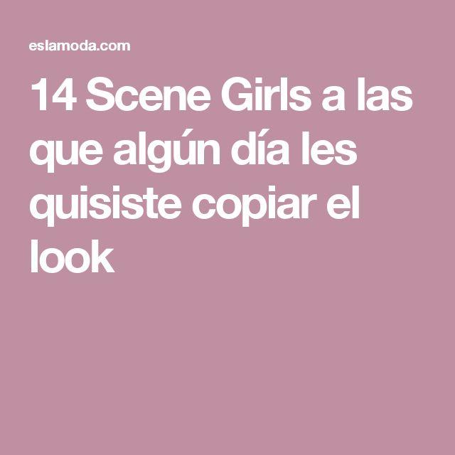 14 Scene Girls a las que algún día les quisiste copiar el look