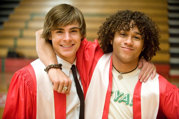 Troy and Chad. High school musical 3!!!!!!!!!!!!