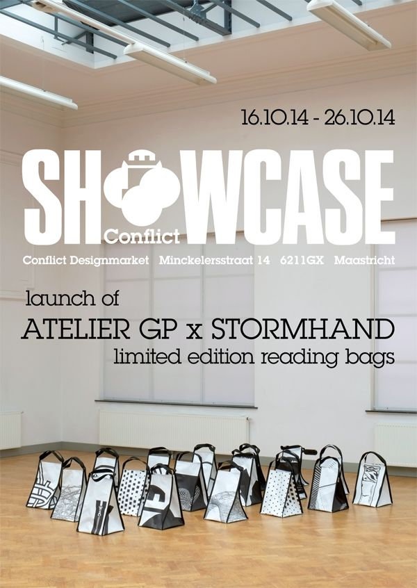 boy bastiaens   showcase   poster --- atelier gp x stormhand