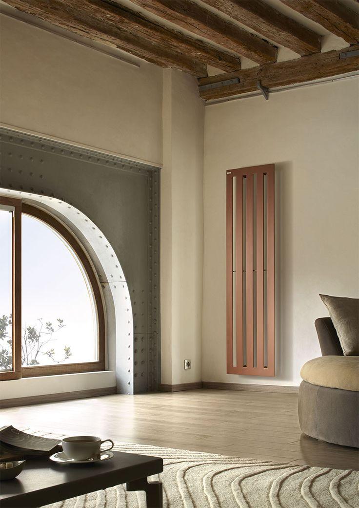 Acova propose avec Karena un radiateur disponible en mode chauffage électrique, mixte ou central. Le tout en plus d'un design à couper le souffle !