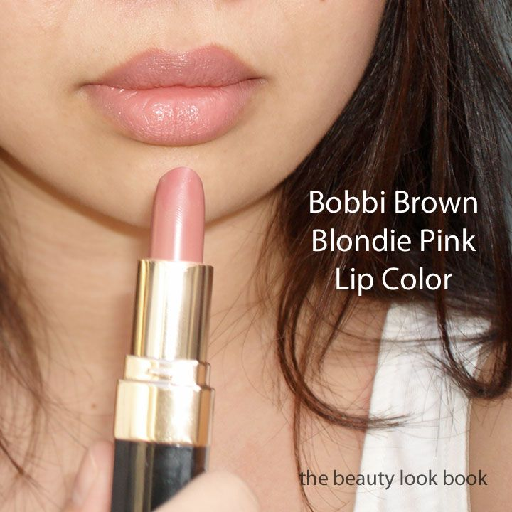 I love blondie pink lipstick by bobbi brown - Bing Images