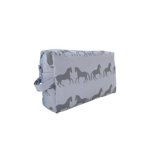 Pony Cosmetic Bag! $24.95 from www.kellyandsam.com.au #horsefashion