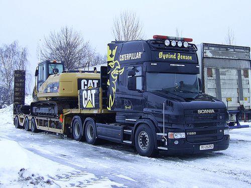 Scania is het beste merk ik hou van machines