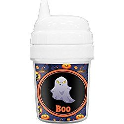 Halloween Night Baby Sippy Cup (Personalized)