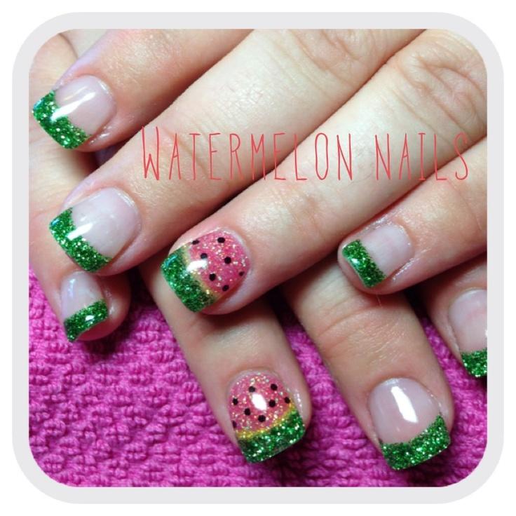 Best 25+ Watermelon nails ideas on Pinterest | Watermelon ...