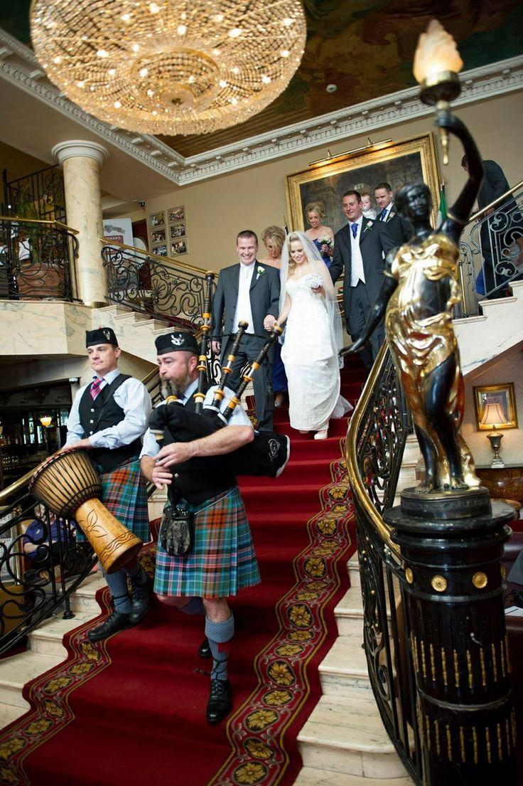 The bridal walk