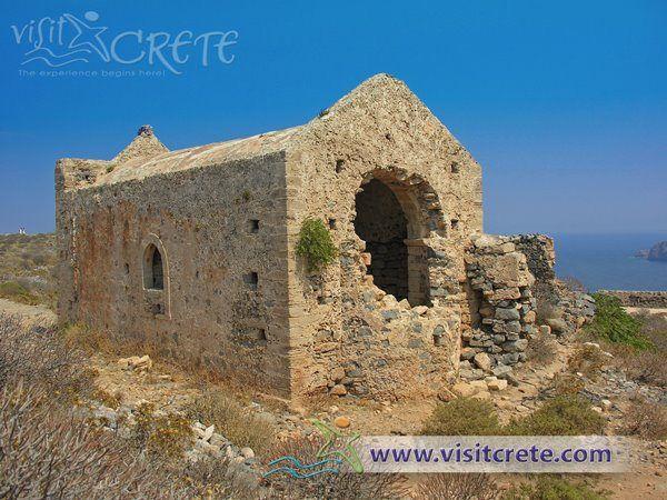 Crete, Chania, Imeri Gramvousa Island