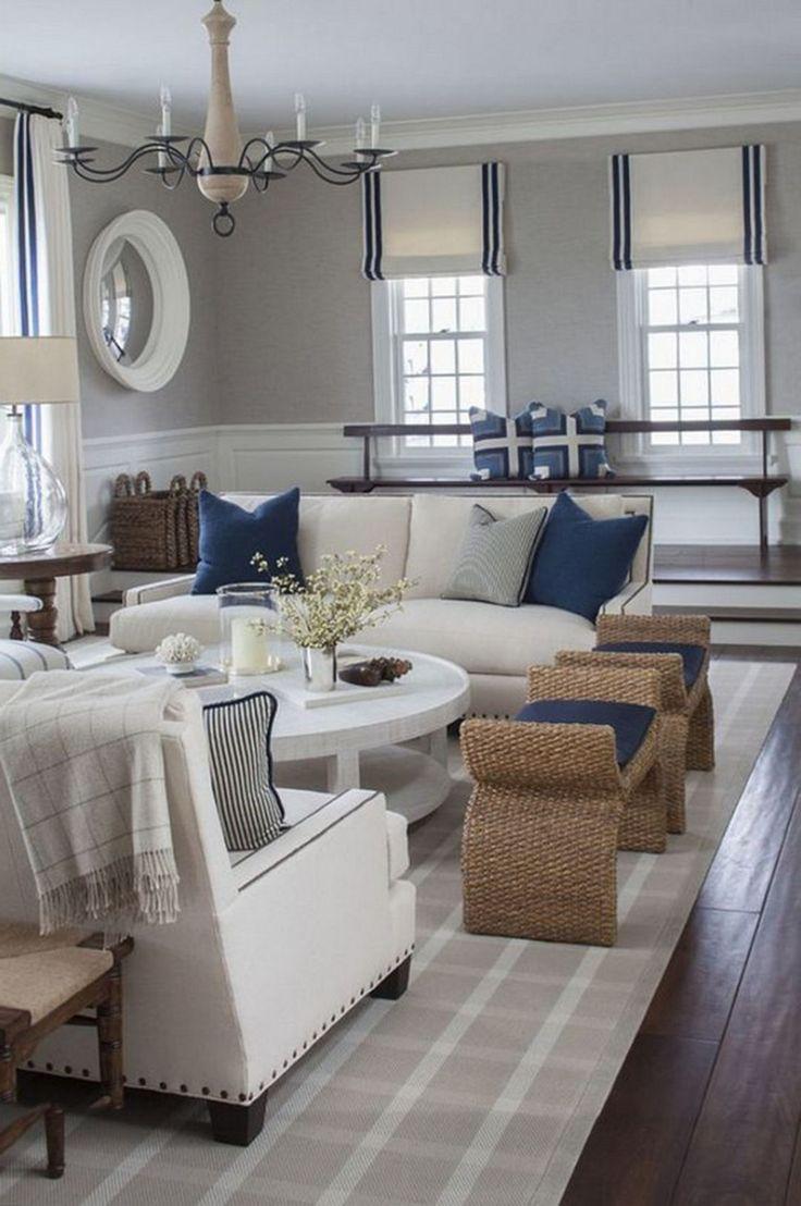 Best 25 Unbelievable Coastal Living Room Design Ideas For Your 400 x 300