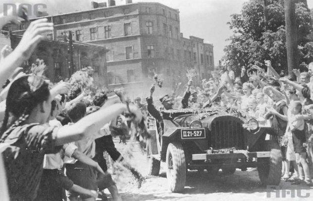 Lublin Poland 1944