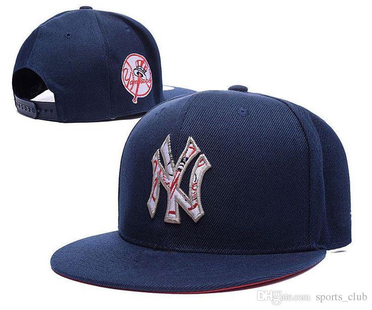 Team Snapbacks Cheap Baseball Caps Brand Baseball Snapback High Quality Ball Caps Flat Brim Hats Cool Summer Hats Fashion Adjustable Hat