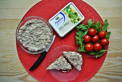 Paste with tuna