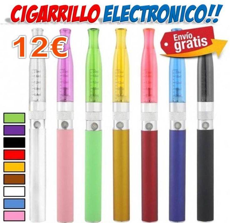 Cigarrillos electronicos de colores desde 12 euros con envío incluido. Compra barato en nuestra tienda online de accesorios para vapear. Ofertas y descuentos en cigarros electronicos EGO, EVOD, e-liquidos, e-cigarrillos. http://www.yougamebay.com/es/product/comprar-cigarrillo-electronico-vapear---tienda-cigarrillos-electronicos---yougamebay