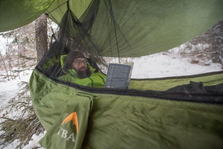 Get more Adventurous with the Eclypse II Camping Hammock!