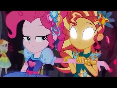 My Little Pony Equestria Girls: Legend of Everfree : Bloopers - YouTube
