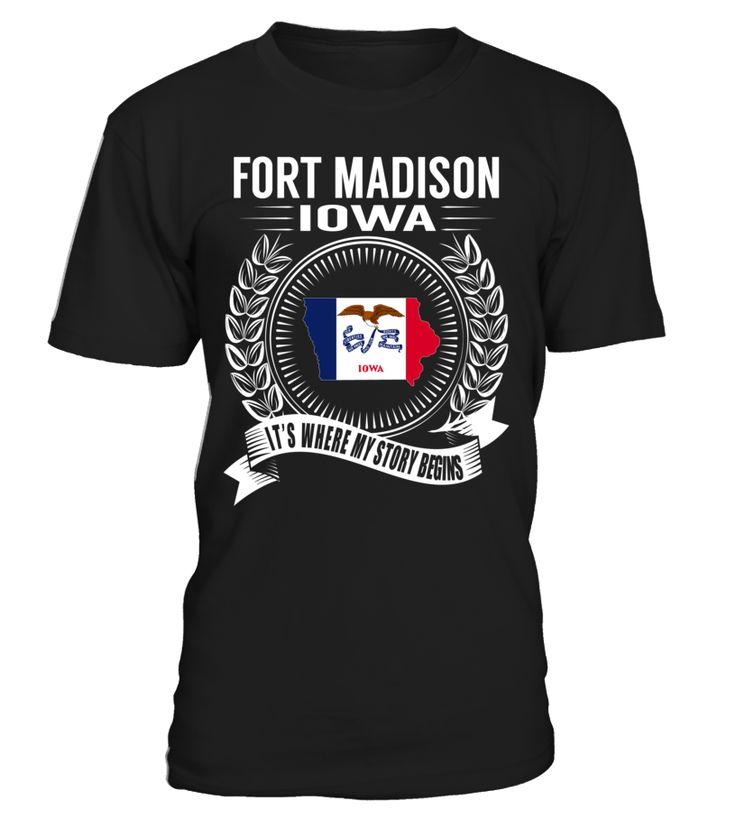 Fort Madison, Iowa - It's Where My Story Begins #FortMadison
