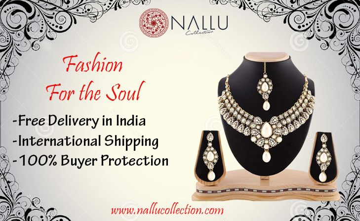 Hurry Up...!!! Shop now jewellery that represent you
