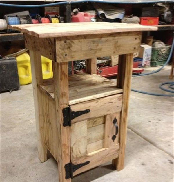 17 Best Images About Pallet Tables Stands On Pinterest