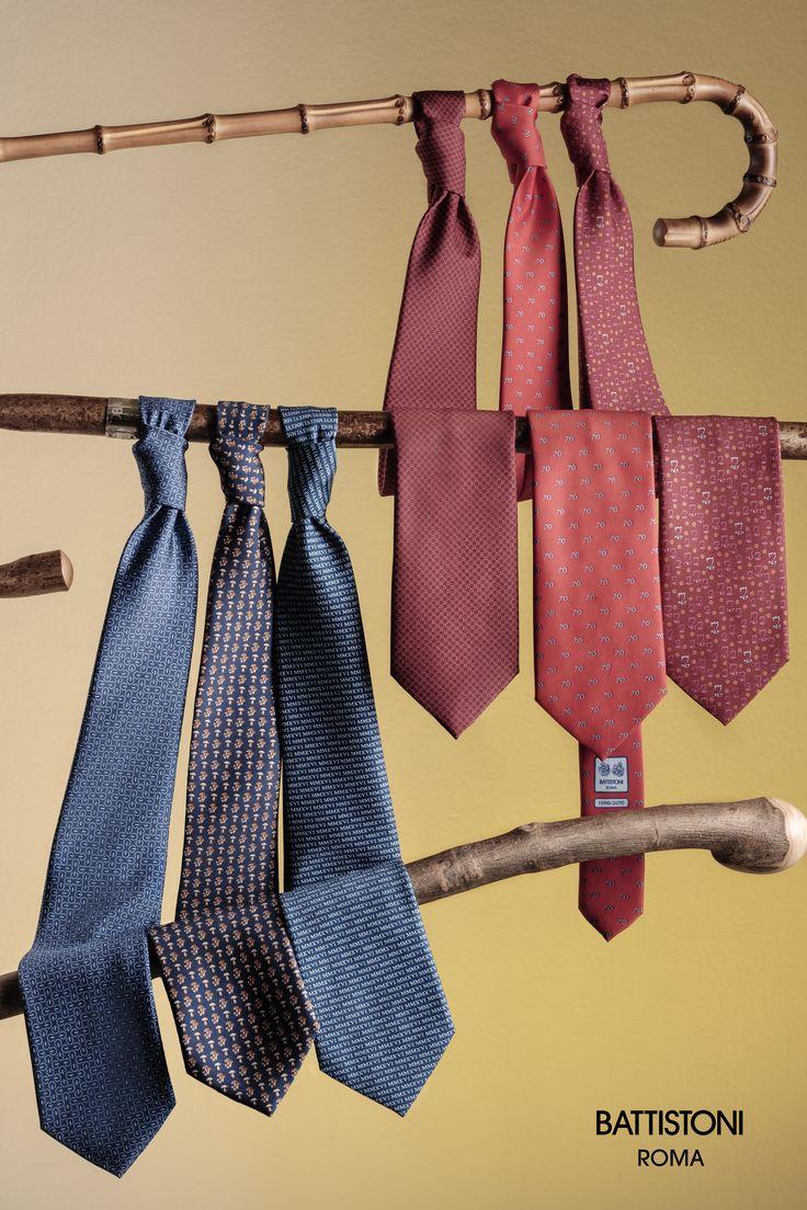 Ties Collection - Battistoni Fall Winter 2016-2017