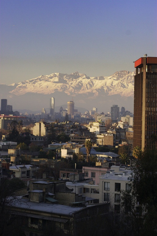 Santiago, Chile! Going here this Christmas!