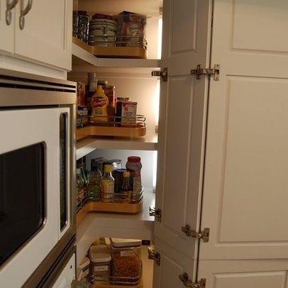 CORNER PANTRY |small entry